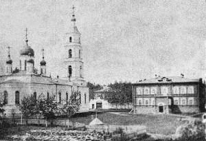 Благовещенский монастырь Сарапул 01