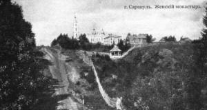 Благовещенский монастырь в Сарапуле 02