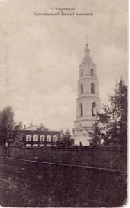 Благовещенский монастырь в Сарапуле