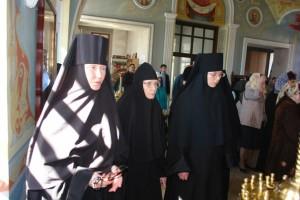 Чин умовения ног Антоний, епископ Сарапульский и Можгинский (1)